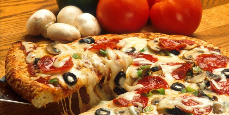 une image pizza